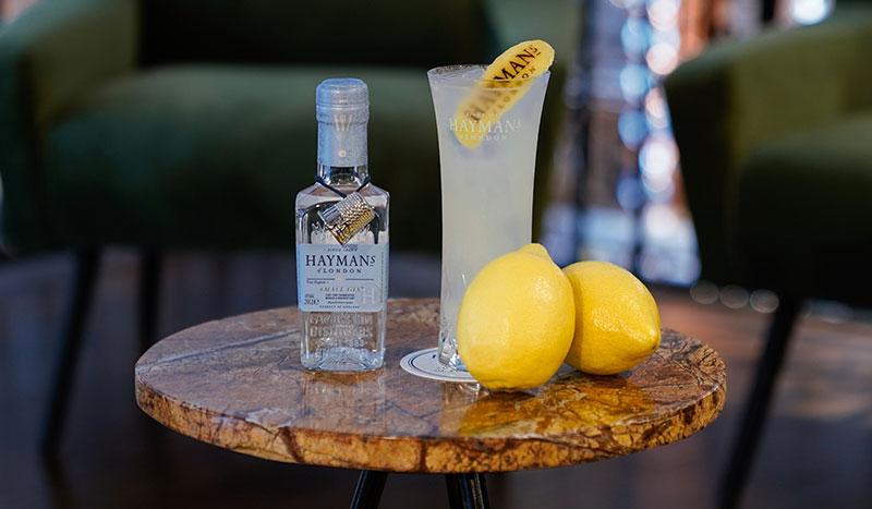 Hayman's Small Gin Tiny Tom Collins