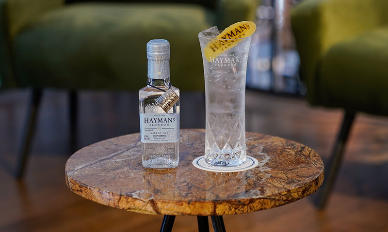 Hayman's Small Gin and Tonic