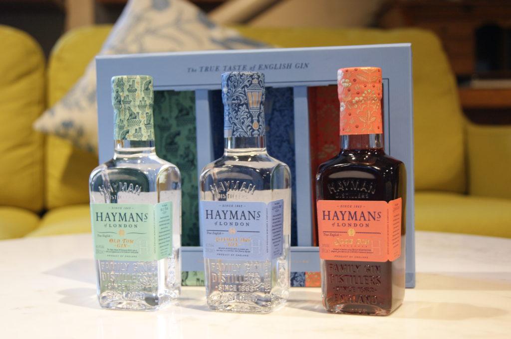 Hayman's Gift Set