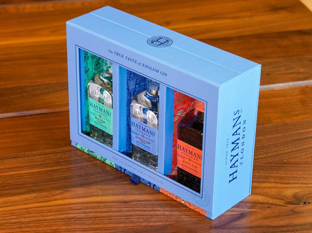 Hayman's gift pack