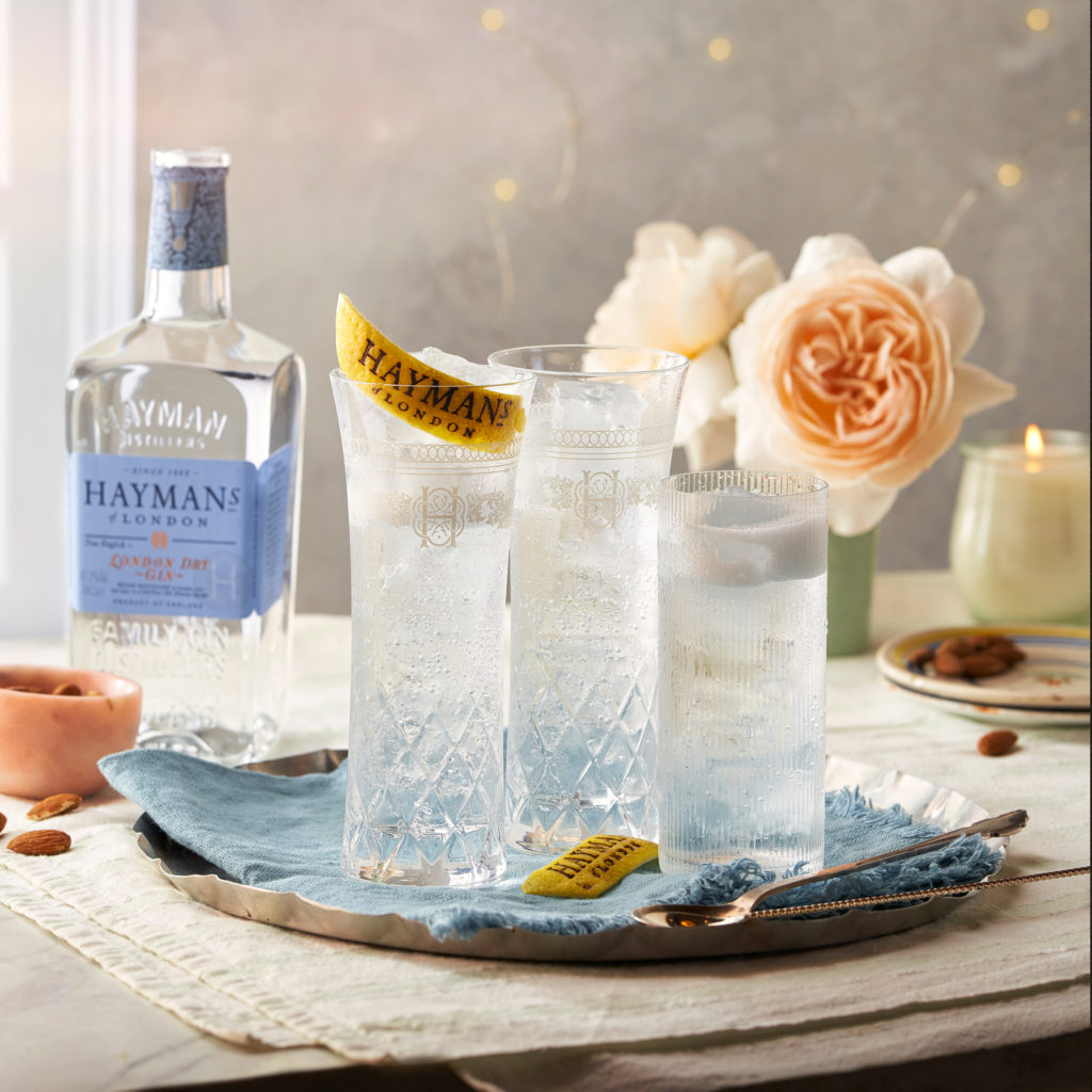 Hayman's London Dry Gin & Tonic
