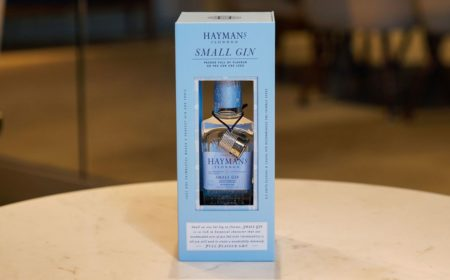 Hayman's Small Gin Packaging