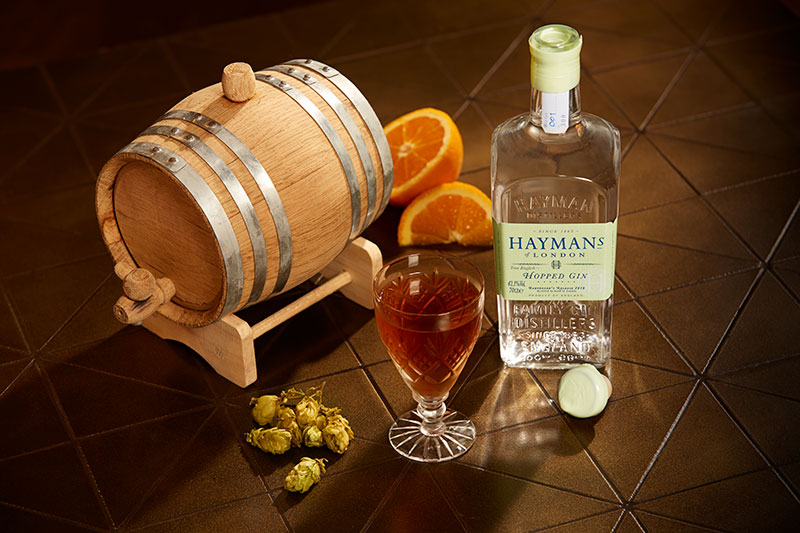 Hayman's Aged Indian Martinez