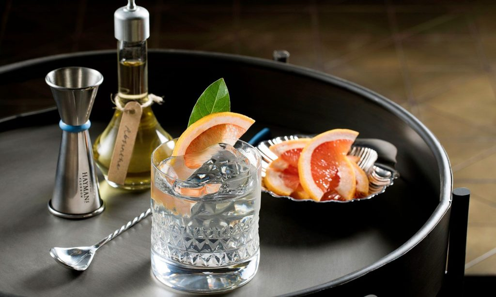Hayman's Gently Rested Old Fashioned