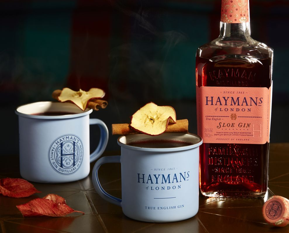 Hayman's Mulled Sloe Gin
