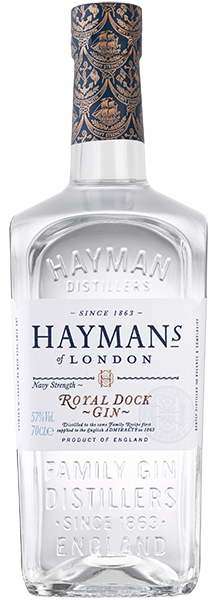 Hayman's Royal Dock 70cl Bottle