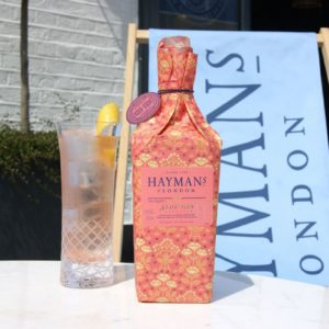 Hayman's Sloe Gin cocktail