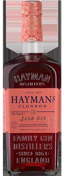 Haymans Sloe Gin 70cl bottle