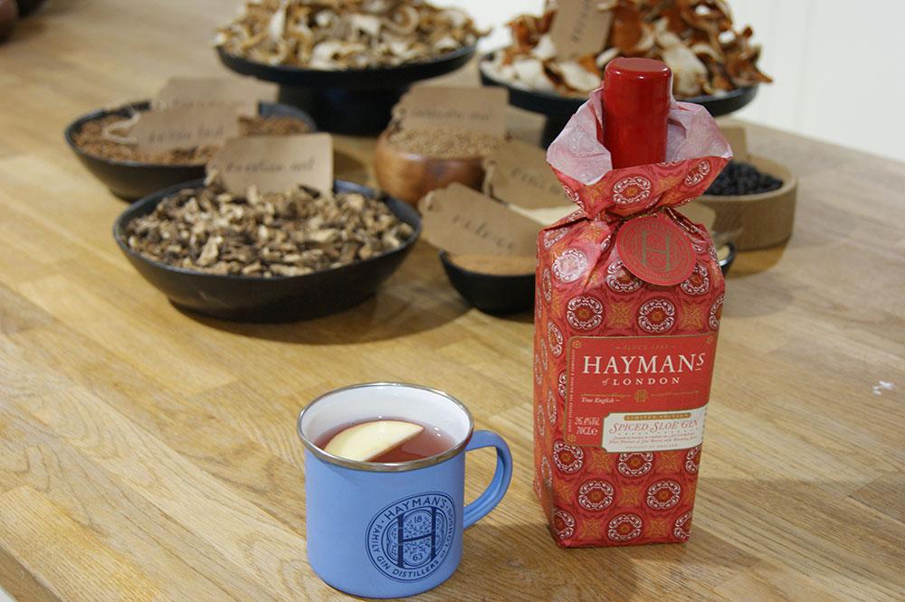 Hayman's Spiced Sloe Apple Brew
