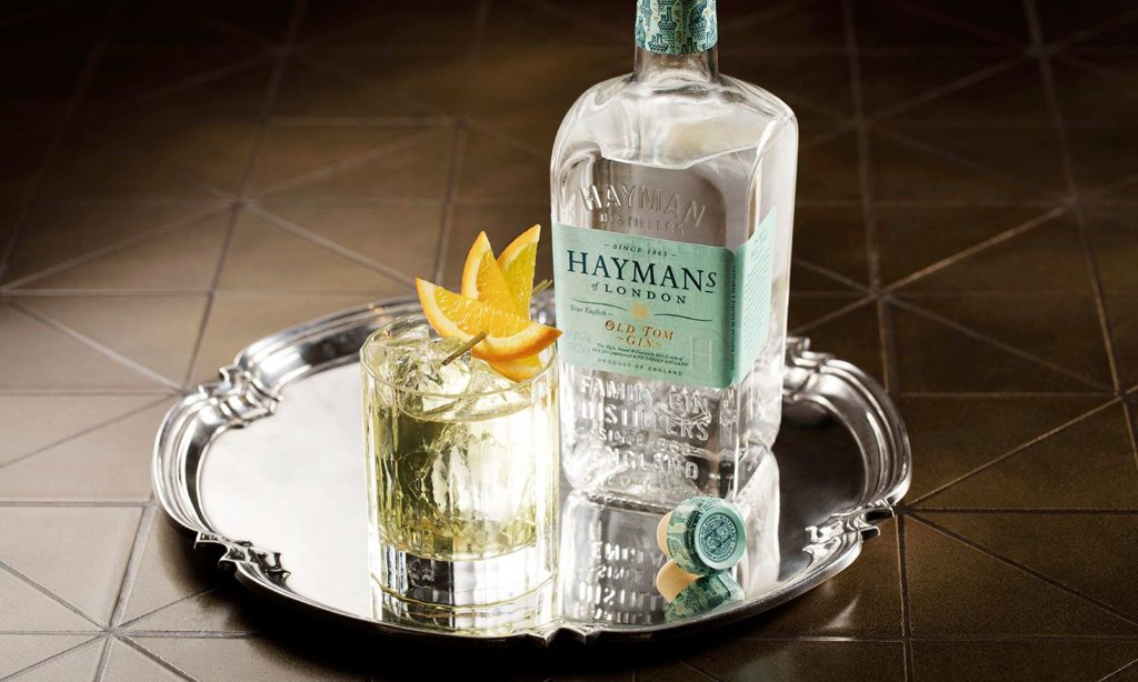 Hayman's White Negroni