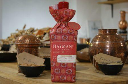 Hayman's Wrapped Spiced Sloe Gin