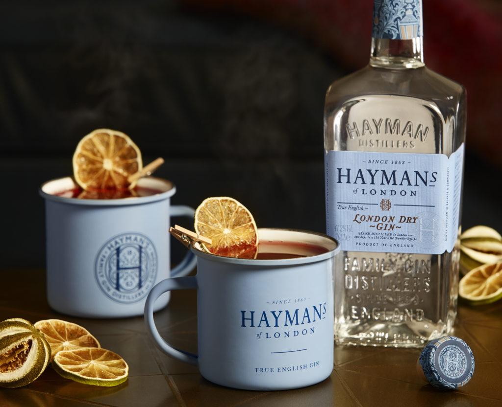 Hayman's Hot Cosmo