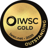 IWSC 2020 GOLD - Outstanding