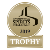 International Spirits Challenge 2019 - Gin Masters 2019 - Trophy