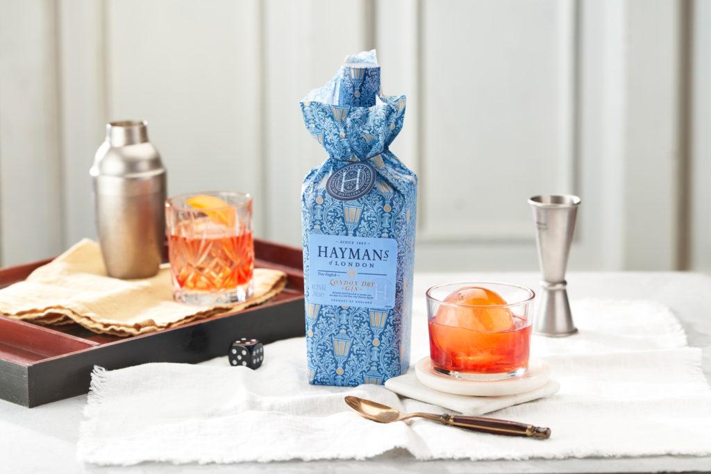 Hayman's London Dry Gin Negroni