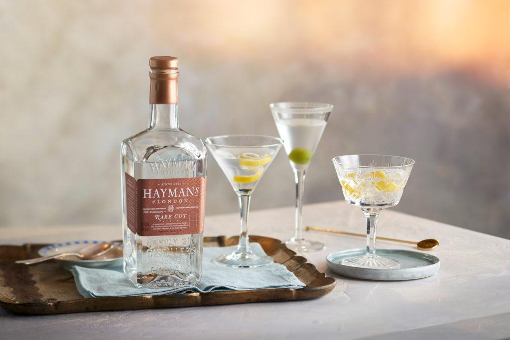 Hayman's Rare Cut Gin Martini