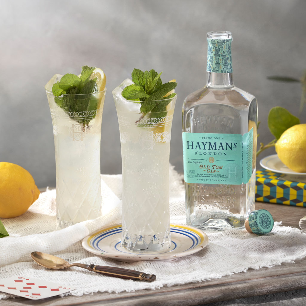 Hayman's Old Tom Gin Cocktails