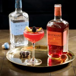Hayman's Wibble cocktail
