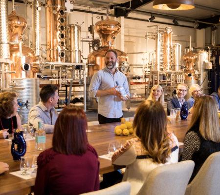 Distillery event