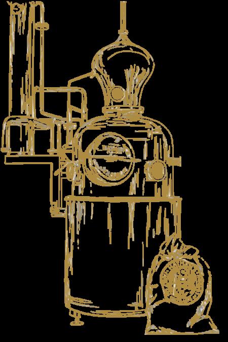 Hayman's distillery icon