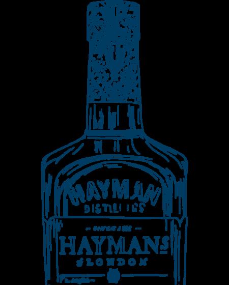 Hayman's bottle