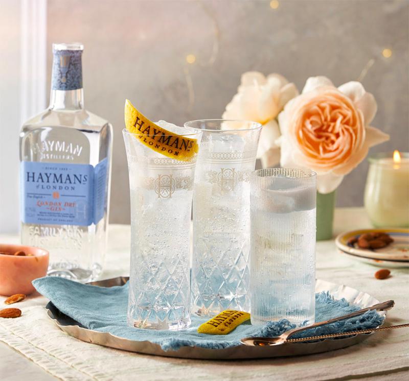Hayman's Gin - London's Family Gin Distillery