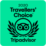Trip Advisor - Travellers' Choice - 2020