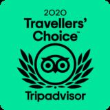 TripAdvisor Travellers' Choice 2020