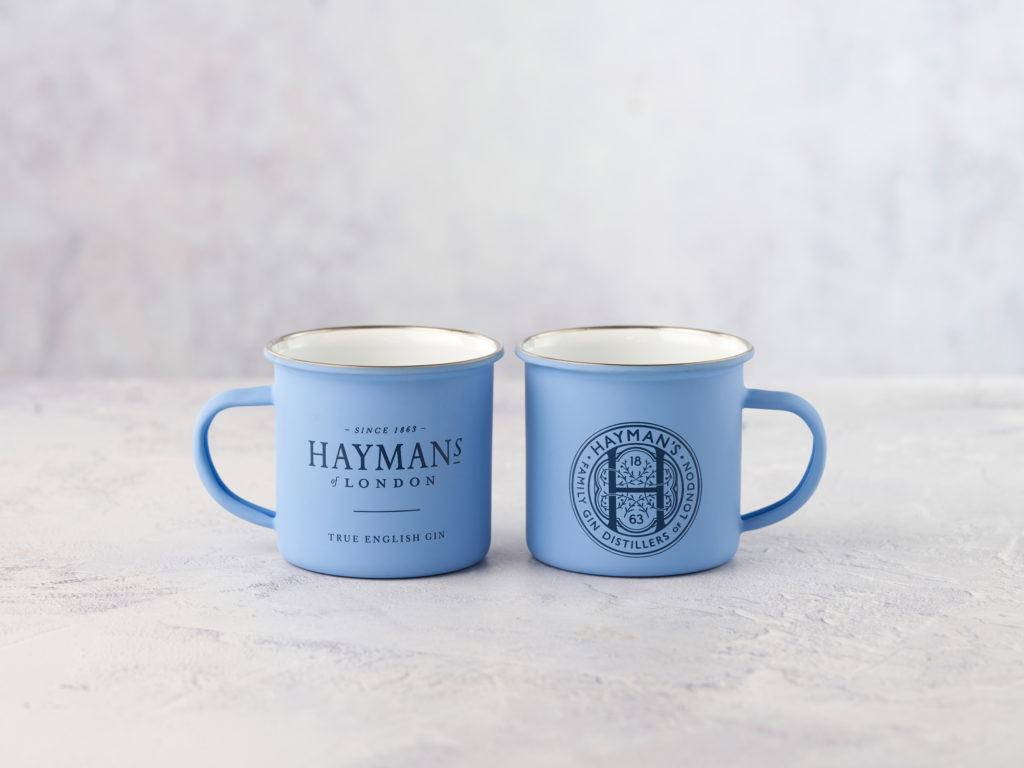 Hayman's Enamel Mug
