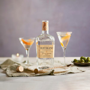 Gently Rested Grapefruit Martini
