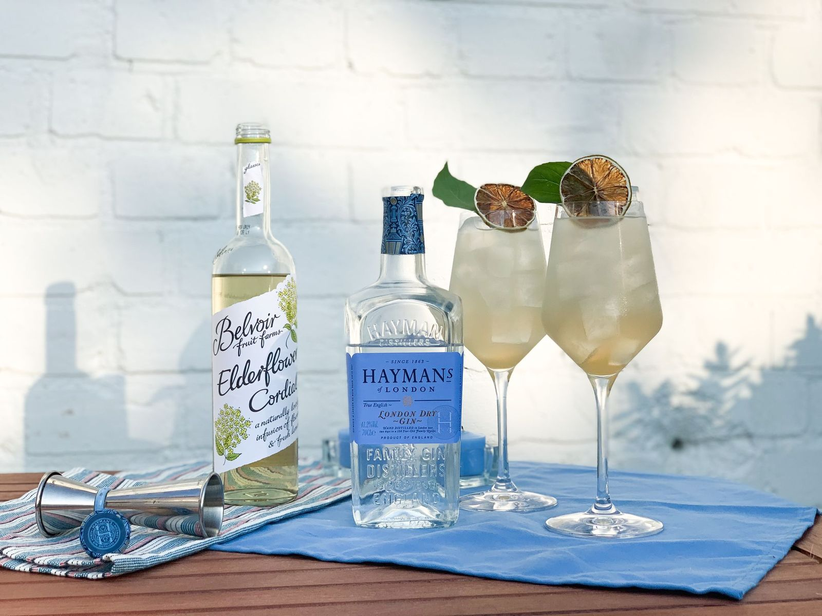 Hayman's Gin Jewel Cocktail