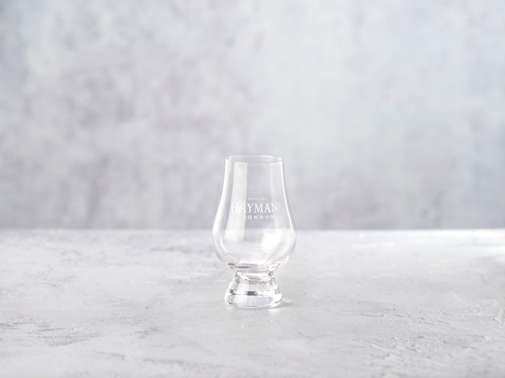 Hayman's Nosing Glass