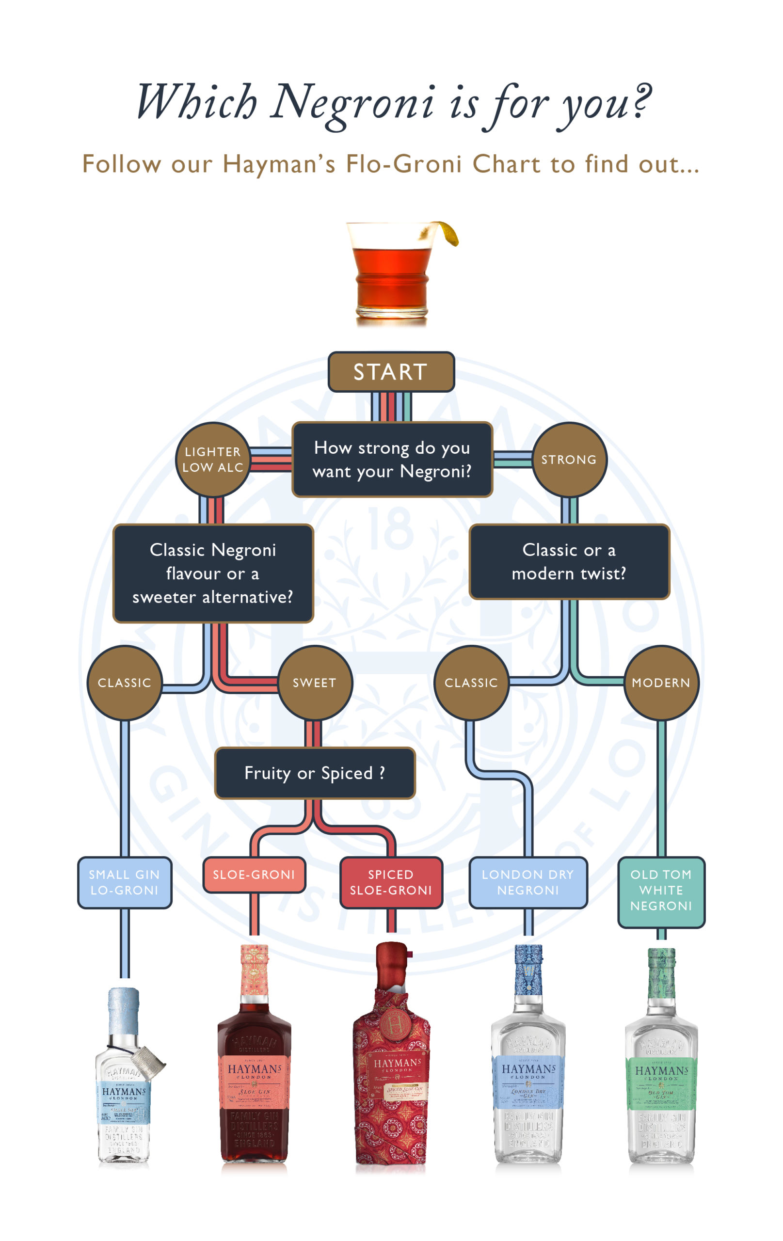 Negroni Flow Chart