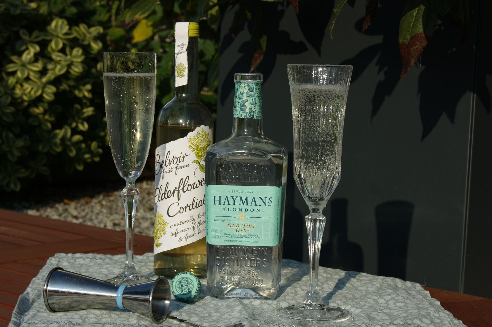 Hayman's Tom Cat Cocktail