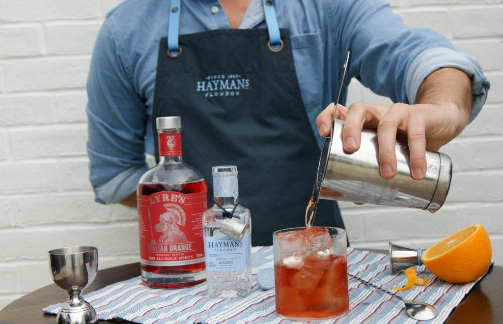 Hayman's Small Gin Negroni