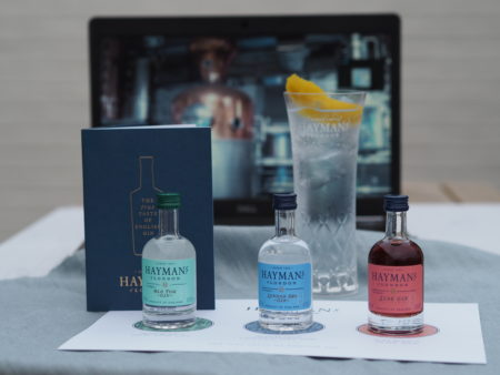 Virtual Online Gin Distillery Experience At Home