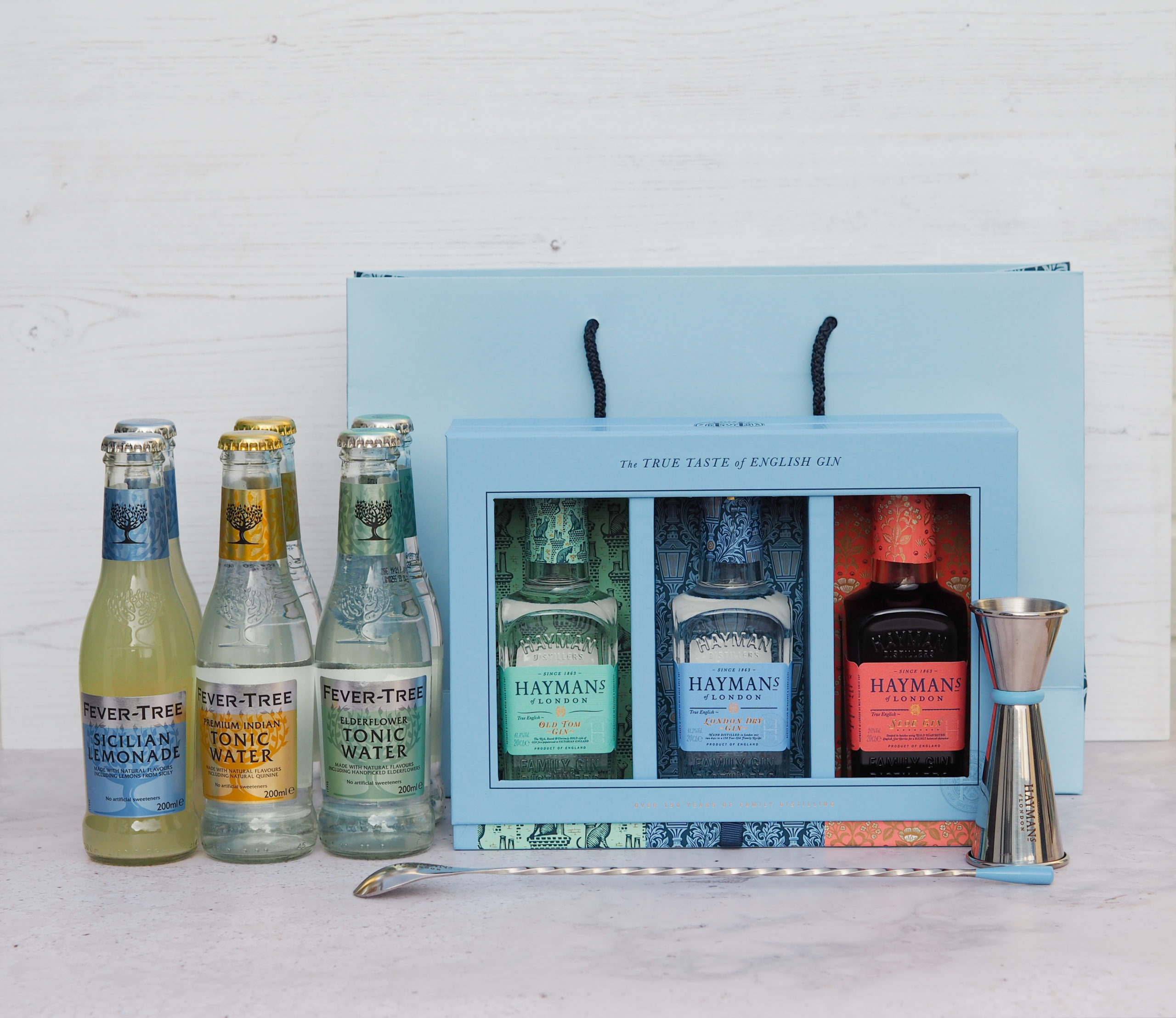 Valentine's Gin lovers Bundle present gift guide